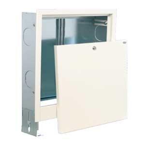 Коллекторные шкафы предназначены для размещения распределительных узлов.